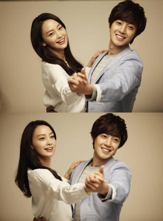 Kim hyun joong фото с девушкой