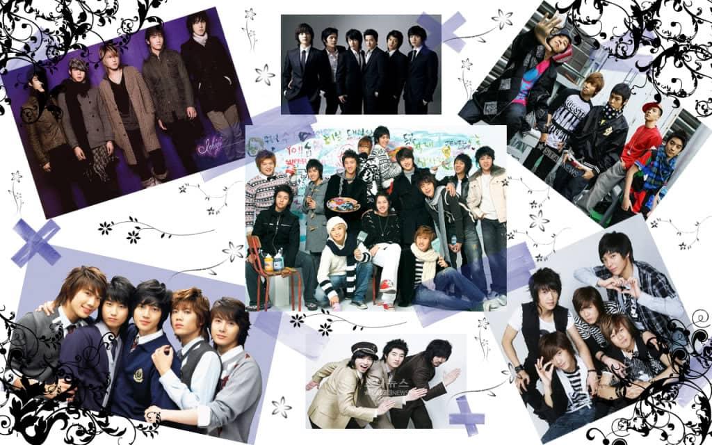Какая мужская группа Ю.Кореи — самая популярная, по мнению ...