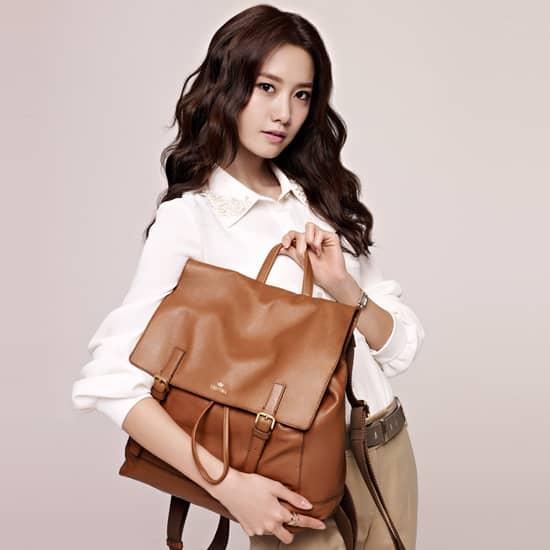 allkpop.  SNSD приняли участие в рекламе новых сумок J Estina.