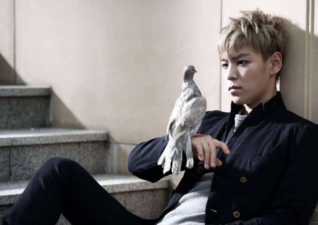 T.O.P из Big Bang не только исполнил рэп-партию в песне Gummy, но и...