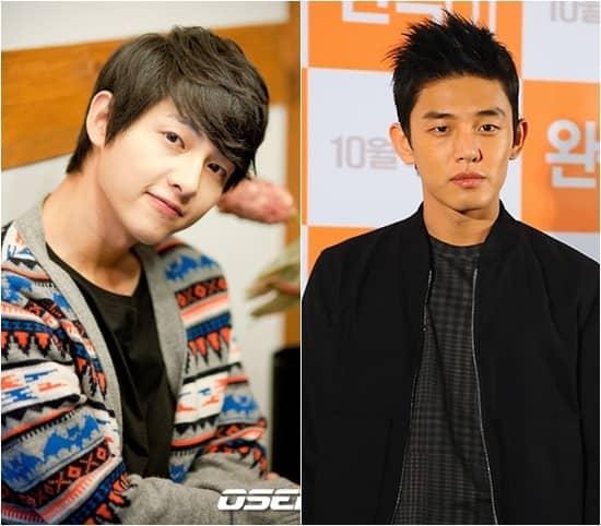 Сон Чжун Ки: «Ю А Ин является самым серьезным среди актеров нашего ...
