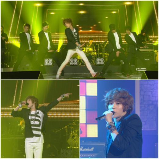 ТхэМин получил похвалу за свое выступление на шоу «Бессмертная песня 2″