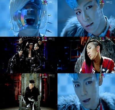 "Big Bang представили тизер видеоклипа к ""Fantastic Baby""!"