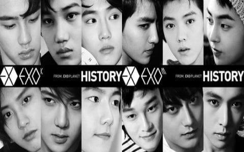 картинки exo всех