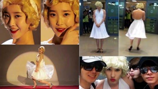 Кто смотрится лучше: Ынхек из Super Junior или АйЮ? - 26 Февраля ...