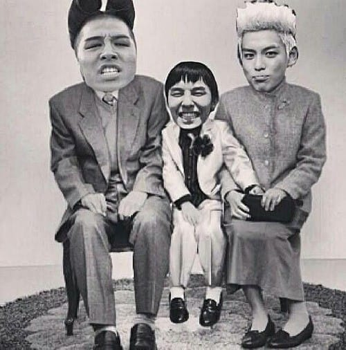 72134-g-dragon-father-mother-son-picture-with-top-and-taeyang