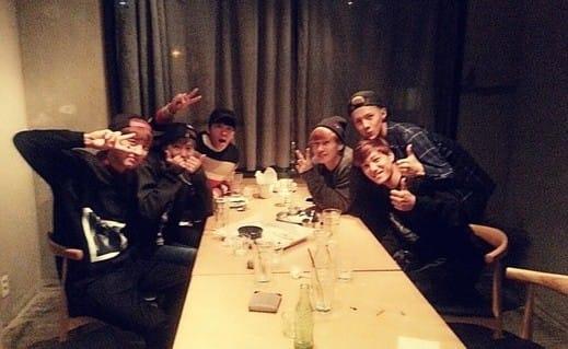 Super-Junior-Exo-dinner