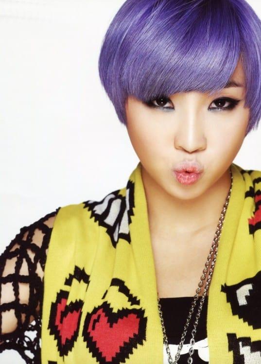 5_2NE1 - Minzy