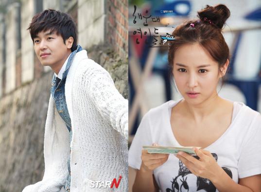 Yeon Woo Jin and Jo Yeo Jung