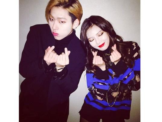 Zico & Hyuna 2 (1)