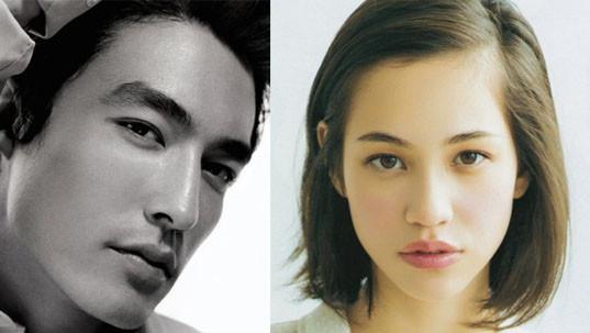 Актеры азиаты наполовину
