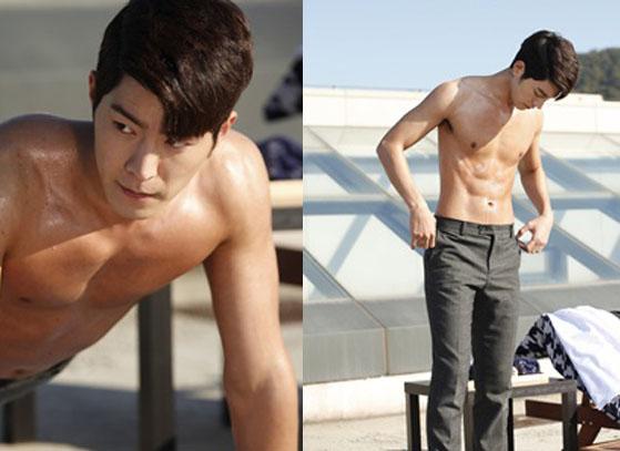 Hong Jong Hyun Enemies in Law 2