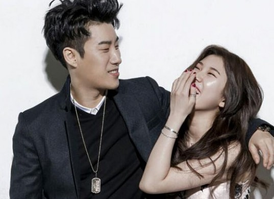 San E Is Dating