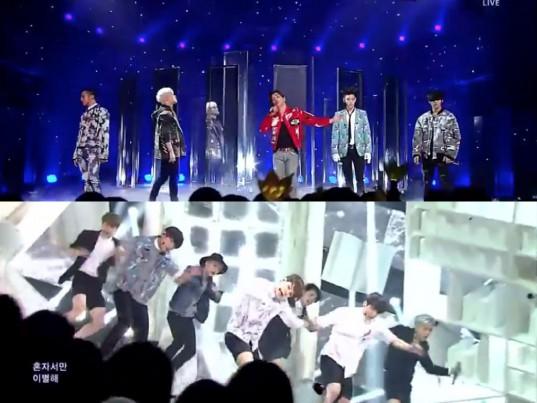 bigbang-bts-inkigayo-comeback