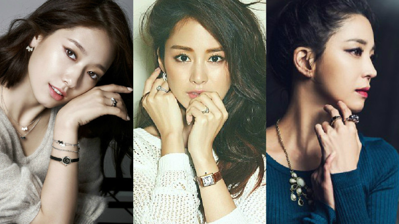 Самая красивая кореянка в мире