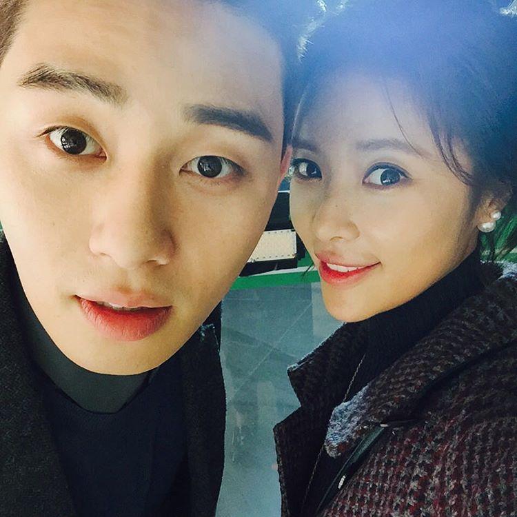 Хван Чжон Ым и Пак Со Чжун