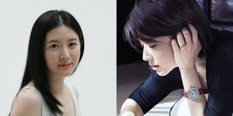 Lee-Young-Ae-long-vs-short