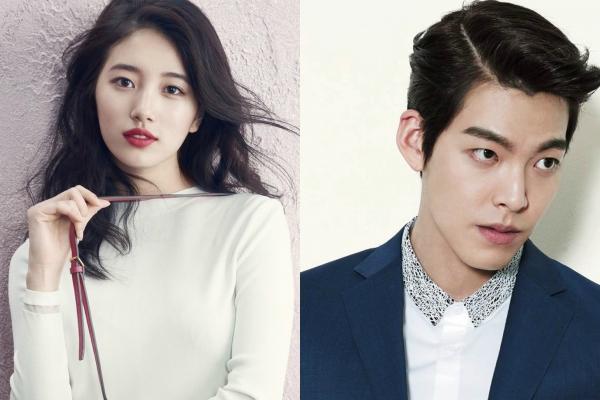 Новости дорам Kim-woo-bin-suzy