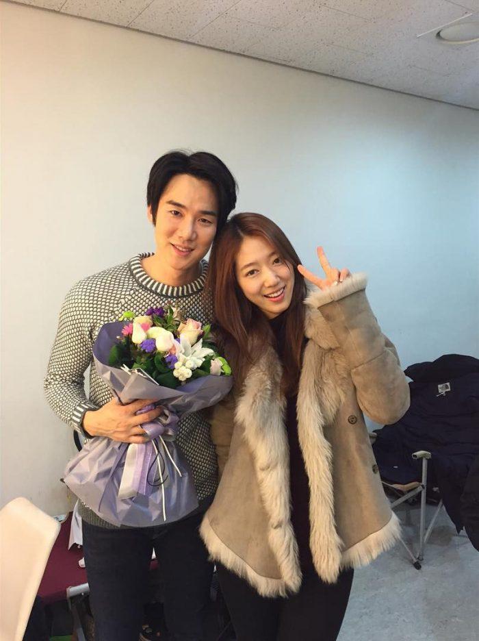 Yoon Shi Yeon And Park Shin Hye Hookup