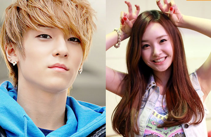 TEEN TOP L.Joe to fall in love with Dal Shabet Woohee
