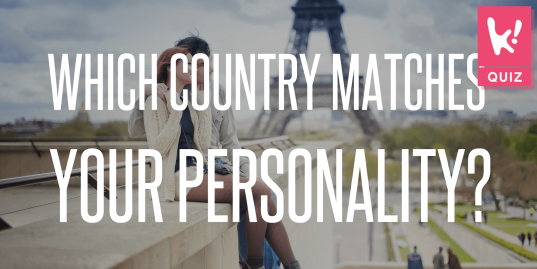 country-personality