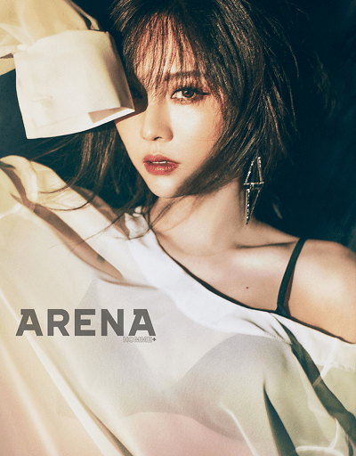 Фей (Miss A) | Arena Homme Plus