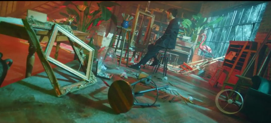 NU EST are moody in MV teaser for Love Paint allkpop