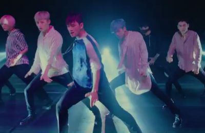 NU EST releases MV for  Love Paint  Every Afternoon     allkpop
