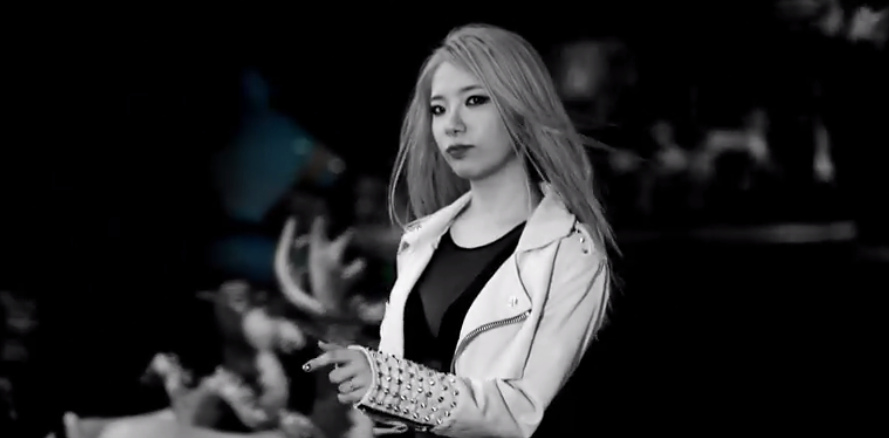 Rapper Tymee teases for Cinderella allkpop
