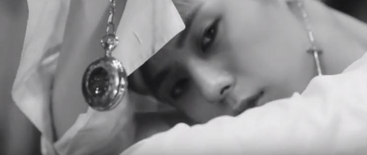 TEASER NU EST The 5th Mini Album CANVAS ART FILM MINHYUN ver