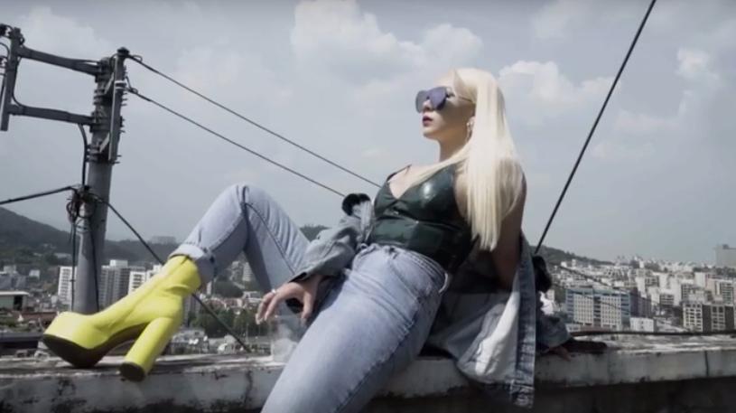 CL proves she s still the  Baddest Female  in vogue photo shoot   allkpop