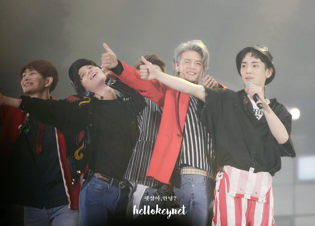 Shinee world v