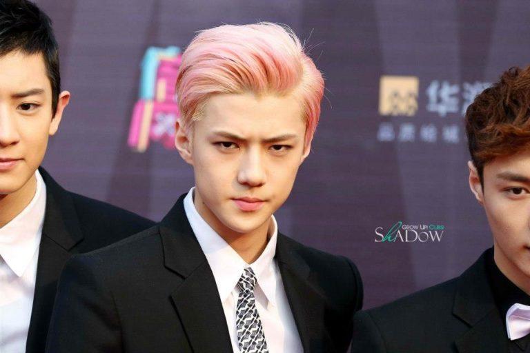 kpop-idol-pink-hair-exo-sehun-768x512