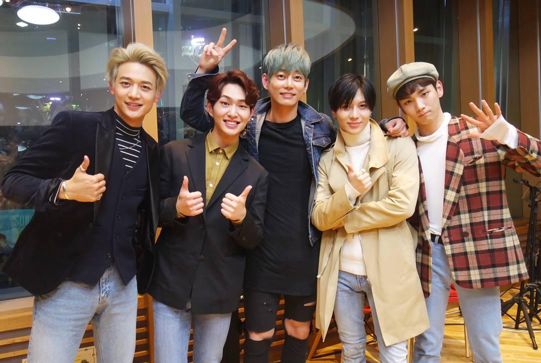 группа корейцев шайн фото более легковесна