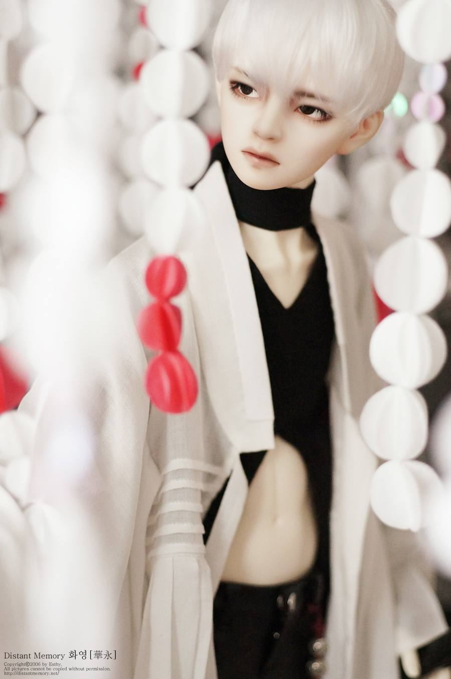 кукла ви поразила всех своей реалистичностью и красотой Yesasia