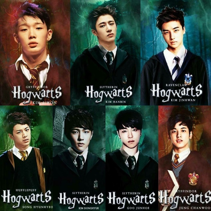 kpop-hogwarts-harry-potter-idols-ikon