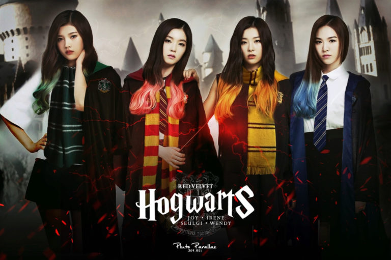 kpop-hogwarts-harry-potter-idols-red-velvet-2-768x511