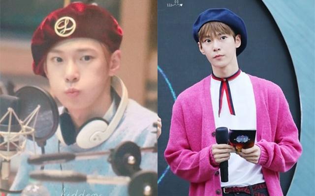 kpop-idols-beret-hats-2016-nct-doyoung