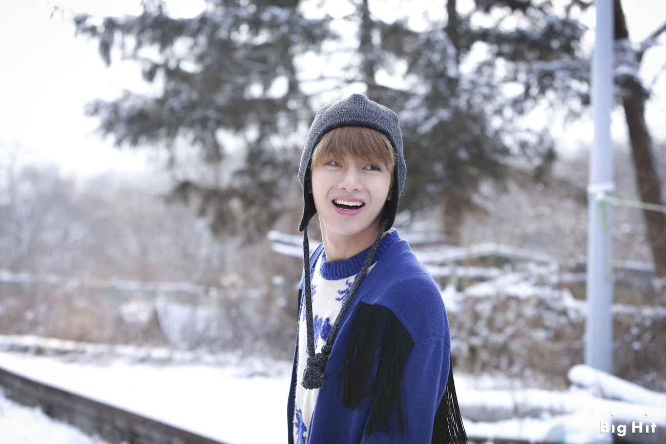 how to see bts snow