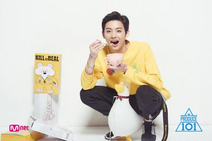 Ким Тэ Мин из «Produce 101 Season 2» рассказал о своем здоровье и будущих планах