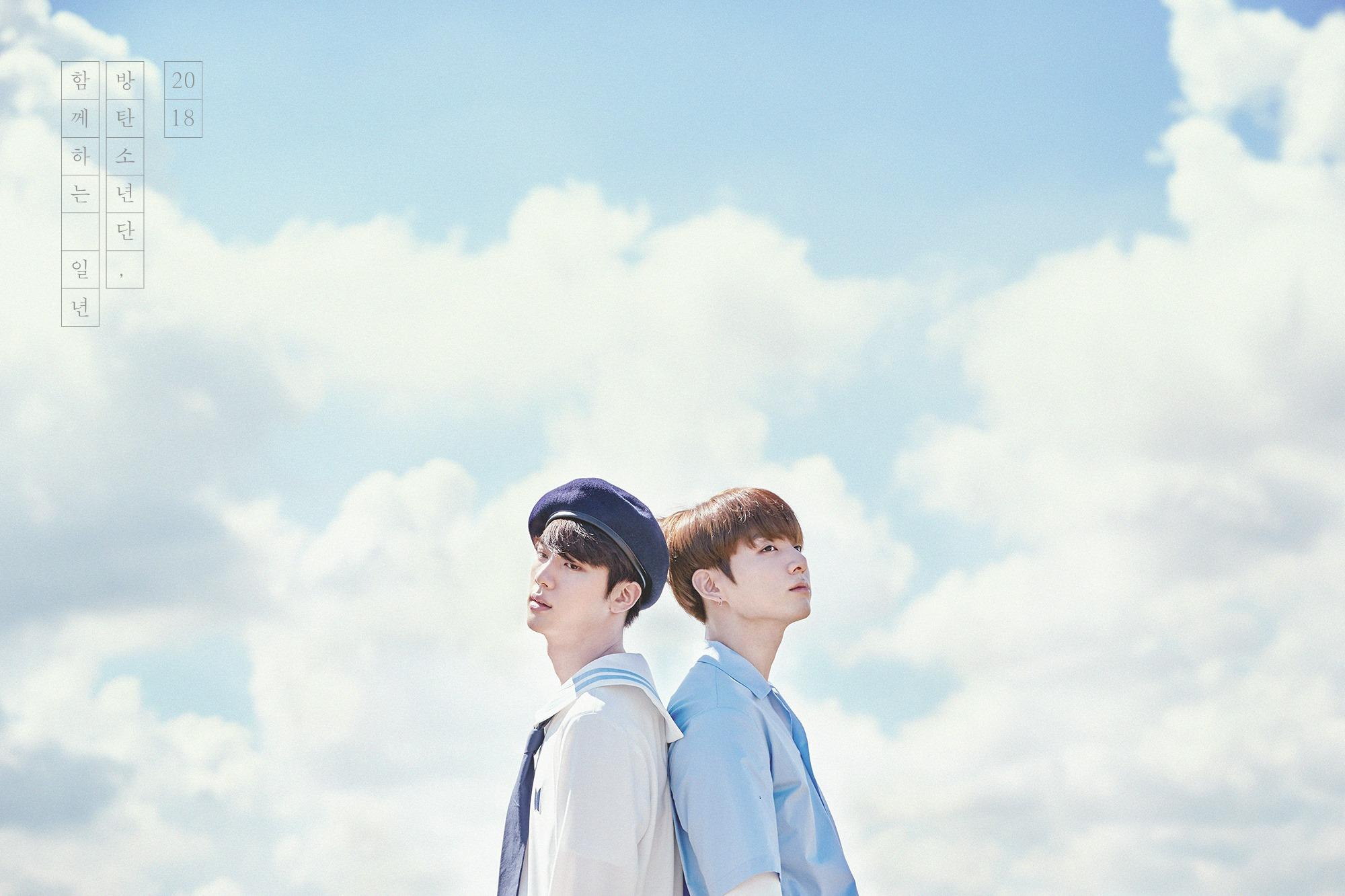 All Picture Bts teaser photos 2018