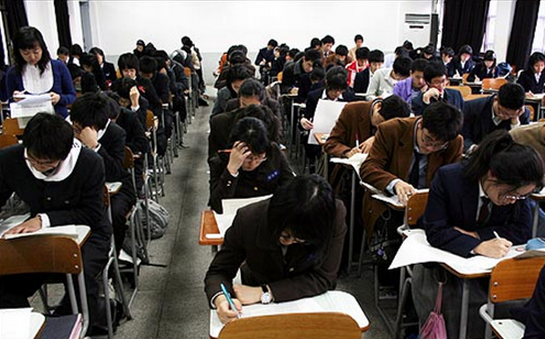 education in south korea essay Origins of korean war korean war started on the 25th june 1950, but do you know how and why it happened when someone mentions the korean war, everyone knows that it was a civil war between the north and the south korea.