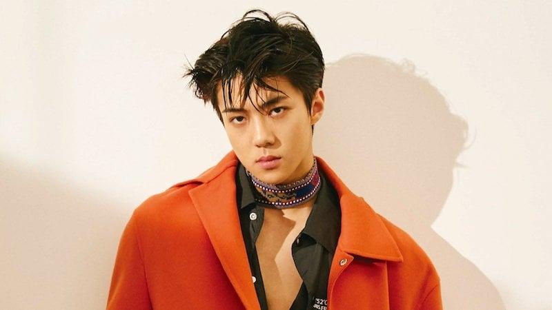 Сехун порадовал фанатов EXO своими ответами на комментарии в ...