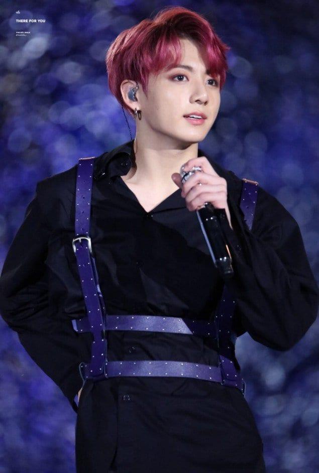 Нетизены в восторге от нового цвета волос Чонгука из BTS | YESASIA
