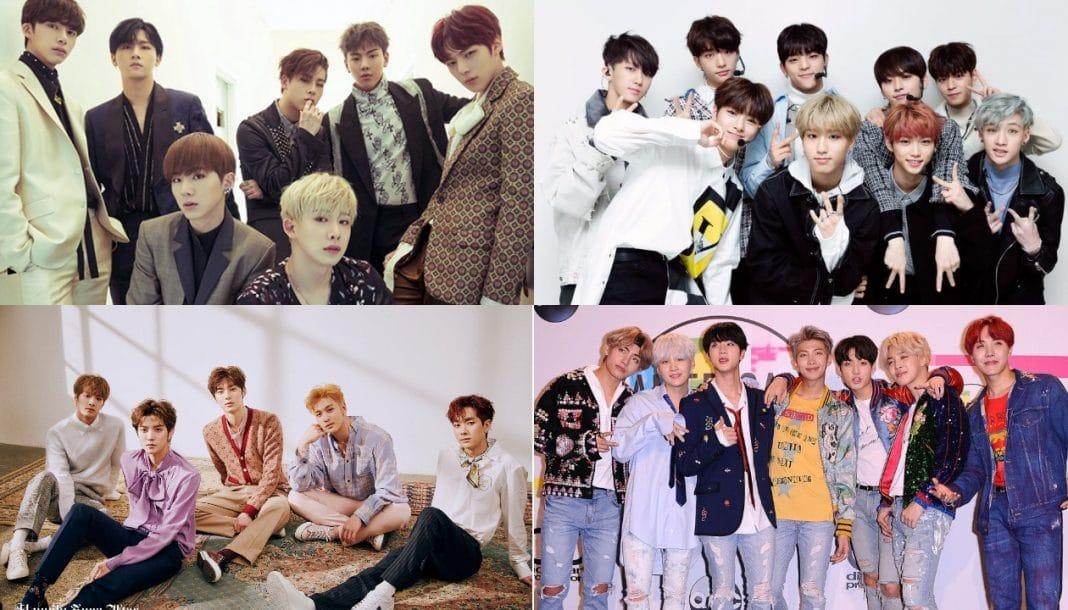 K-Pop исполнители в рейтинге Billboard «Social 50» | YESASIA
